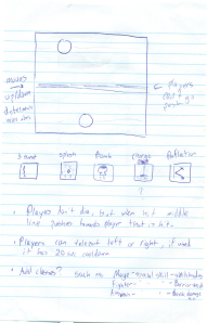Game Idea Blueprint